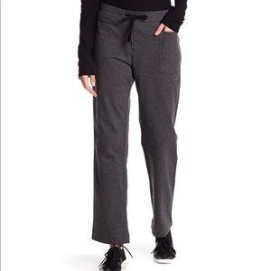 James Perse Gray Straight Leg Pants 0 XS NWT
